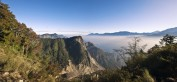 In Yushans Gebirge ist es meist etwas kühler