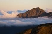 Gipfel des Mount Hehuan