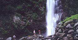 Wasserfälle im Yushan Nationalpark