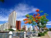 Wolkenkratzer in Kaohsiung