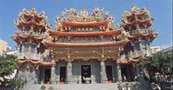 Tempel auf Penghu