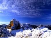 Der Schneeberg im Sheipa Nationalpark