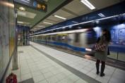 U-Bahn in Taipeh