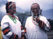 Ureinwohner von den Atayal