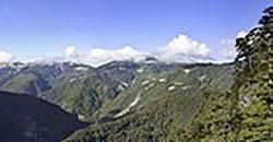 Die wichtigsten Berge