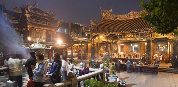 Chinesische Architektur   Chinesische Architektur Taiwan Tourismusburo
