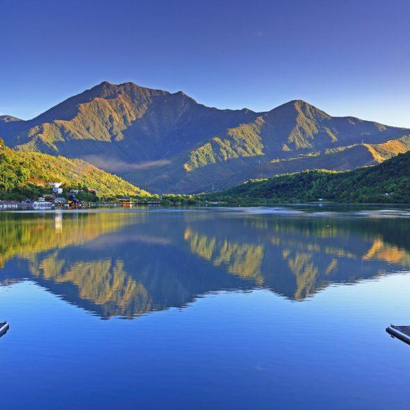 Der Liyu See