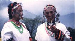Feste der Ureinwohner